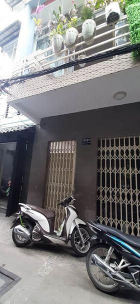 Chính chủ bán nhà Trần Văn Đang, 58m2 giá 5.2 tỷ TL, 0931757050