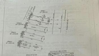 Bán nhà mặt tiền đường Lý Chính Thắng, P.7, Quận 3, giá bán 19,2 tỷ