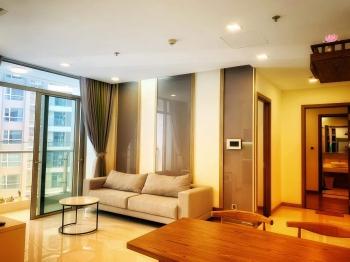 Bán căn hộ P7 - 12 Vinhomes Central Park, 2 phòng ngủ, full nt