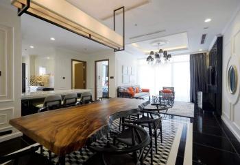 Bán căn hộ diện tích 126m2, tòa nhà L3 Vinhomes Central Park, giá bán 11 tỷ bao hết