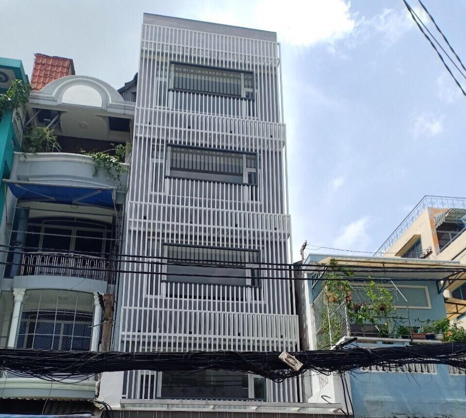 Bán nhà MT Trần Đình Xu, DTCN: 78,3m2, P. Cầu Kho, Q.1, Giá 35 tỷ