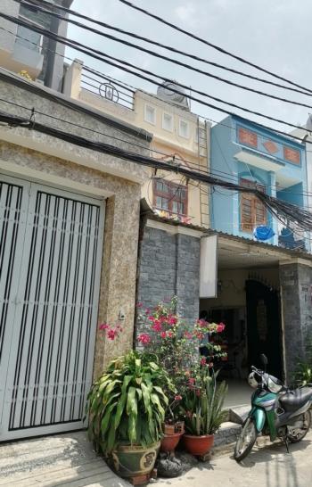 Bán nhà 1 lầu hẻm xe hơi 458 Huỳnh Tấn Phát P. Bình Thuận Quận 7