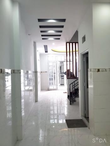 Bán nhà mới 1 lầu 98m2 hẻm 115 Phạm Hữu Lầu F. Phú Mỹ Quận 7