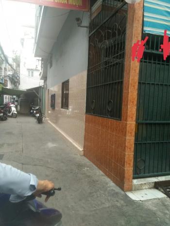 Bán nhà hẻm 4m Phan Văn Trị P7 Q5.  Diện Tích:  3x 10m, hiện trạng: nhà 1 trệt 1 lầu.