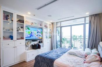 Bán căn hộ 4 phòng ngủ P6-07 Vinhomes Central Park, giá bán 12,5 tỷ
