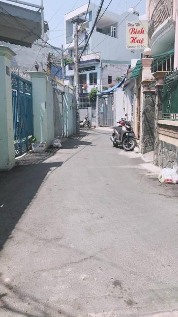 Bán Gấp Nhà Mới Đường Đồng Đen, Tân Bình, 45 m2, Giá chỉ 3.850 tỷ