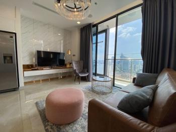 Bán căn hộ Lux6 - 05 Vinhomes Bason, 2 phòng ngủ, giá bán 8,9 tỷ