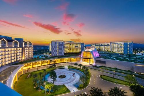 """Casino – """"con át"""" chủ bài của các khu nghỉ dưỡng hàng đầu thế giới"""