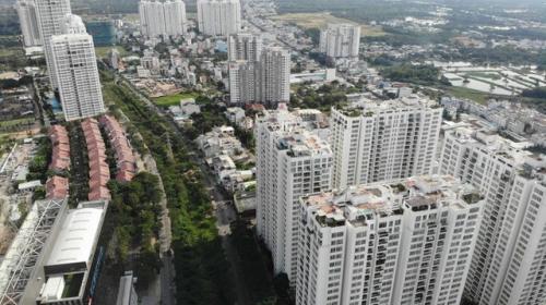 Khan hiếm căn hộ giá trung bình ở những khu vực cận trung tâm TPHCM