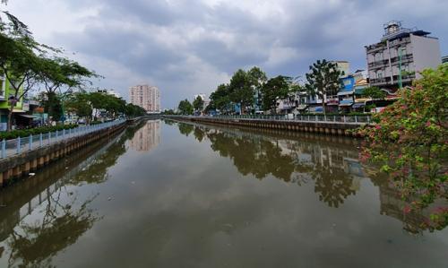 Các vị trí đất đẹp dọc kênh Nhiêu Lộc lọt tầm ngắm nhà đầu tư