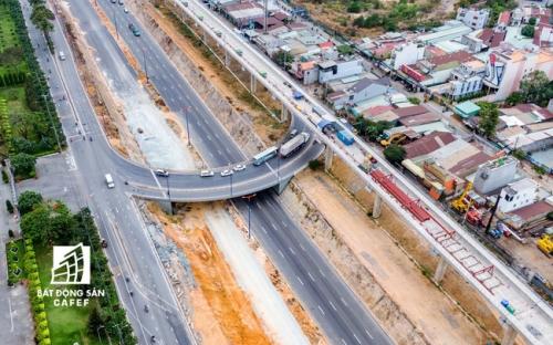 TPHCM: Đầu tư 437 tỷ đồng xây 2 cầu vượt trước bến xe miền Đông mới