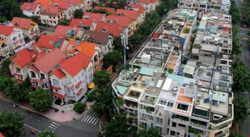 Duyệt điều chỉnh quy hoạch 1/500 khu dân cư Him Lam