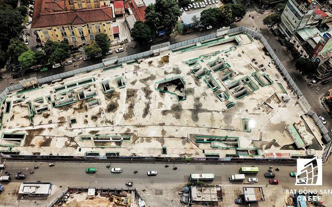 Khởi động lại dự án đất vàng khu tứ giác Bến Thành sau nhiều năm trùm mền