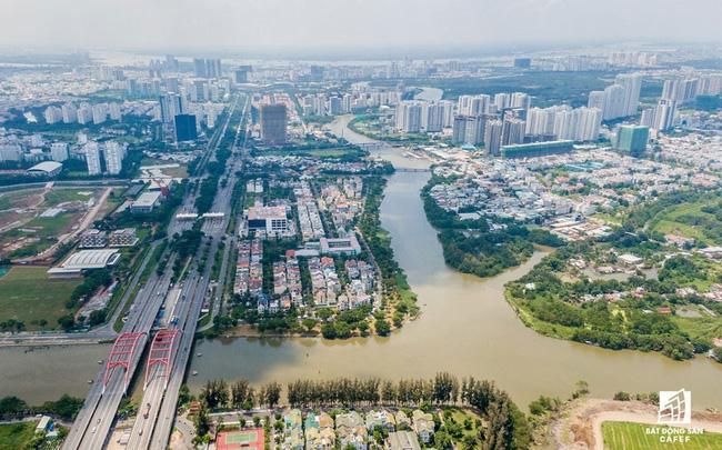 Đất khu Đông Sài Gòn lập