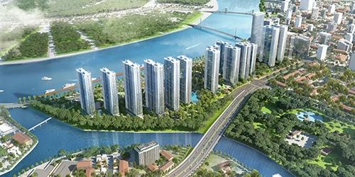 Mua căn hộ siêu sang Vinhomes Golden River, nhận ngay TV siêu mỏng 300 triệu.