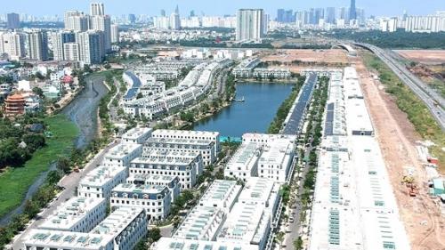 Tp.HCM, nguồn thu từ bất động sản đóng góp bao nhiêu cho nền kinh tế.