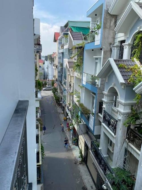 Bán nhà đường Cống Lở P15 Tân Bình, hxh, 5 tầng, 62m2, chỉ 7 tỷ TL. hinh1