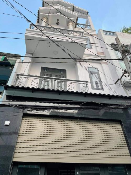 Nhà Mới Đường Tân Hòa Đông, Bình Tân - Sổ A4 - 50M2 Công Nhân, Chỉ 5 Tỷ Nhỉnh. hinh1